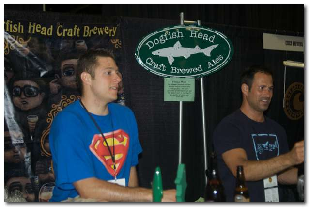 American Craft Beer Fest - Dogfish Head