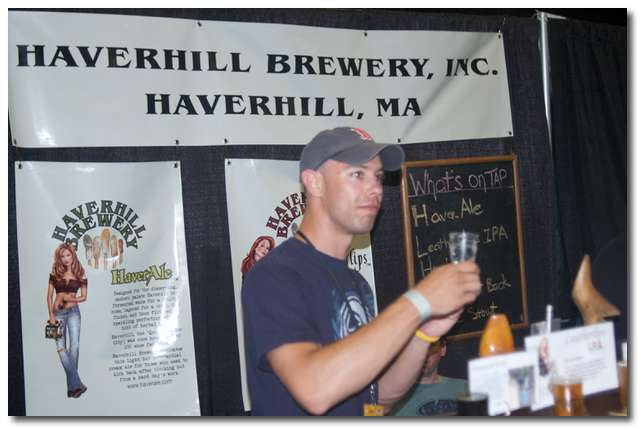 American Craft Beer Fest - Haverhill